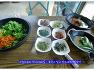 공주 동학사 입구 --맛드레보리밥정식에서 구수한 된장국에 보리밥 한 대접