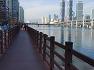 민락 수변공원과 수영강변 산책
