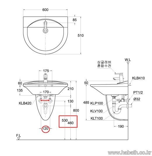 [욕실리모델링] 욕실공사 현장사진으로 욕실 리모델링 살펴보기