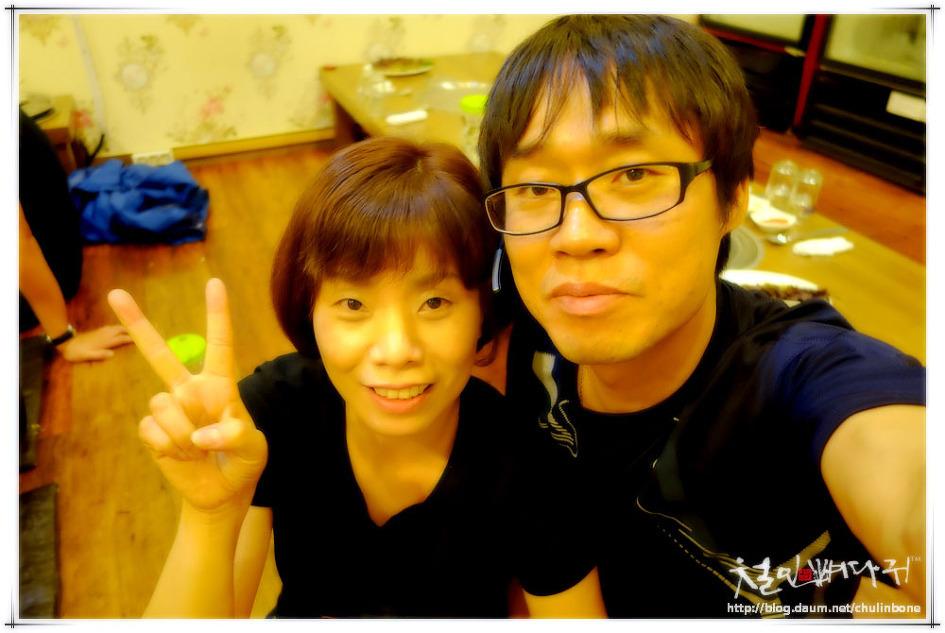 윤상현과 함께 사진찍기