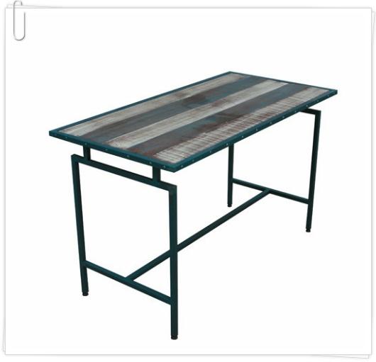주문제작가구 빈티지테이블 철제 카페의자 카페테이블입니다 ...