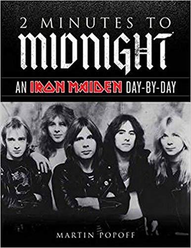 Iron Maiden - 2 Minutes To Midnight 을 작업했습니다.