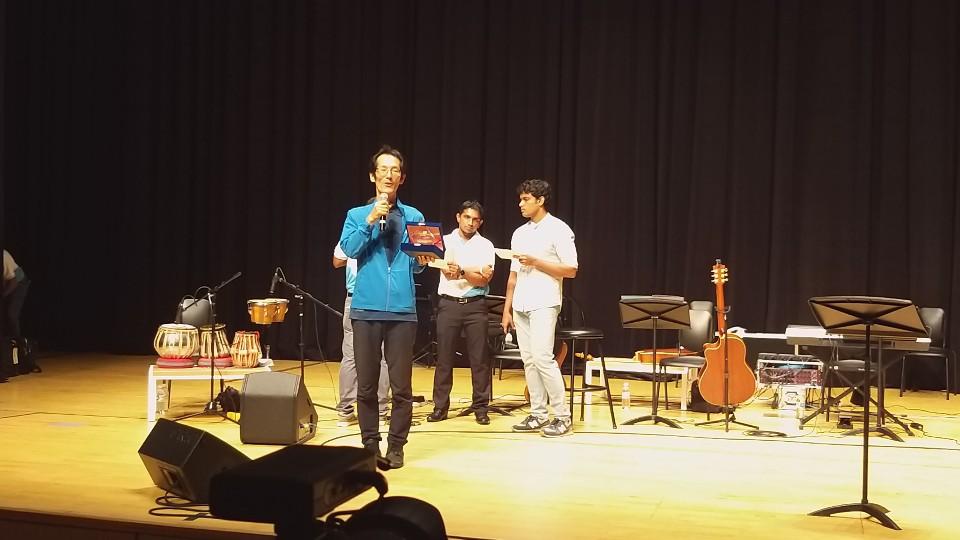 스리랑카 공동체 음악콘서트 열어