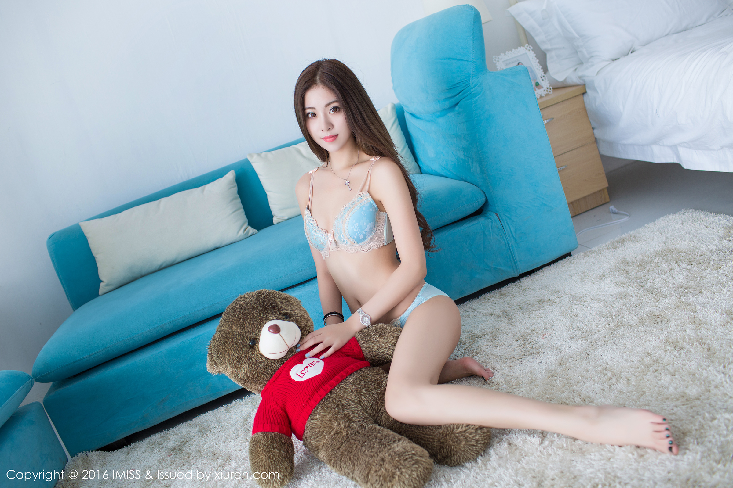 hot lingerie pure Chinese girl
